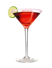 Sparkling-Pomegranate-Martini